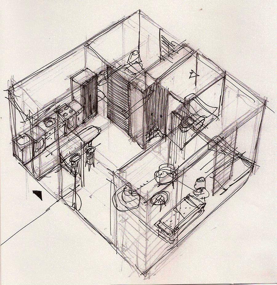 Avila architecture ik bouw in mijn tuin hko 667 for Schets programma